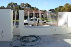 Metal Fence Infill Panels